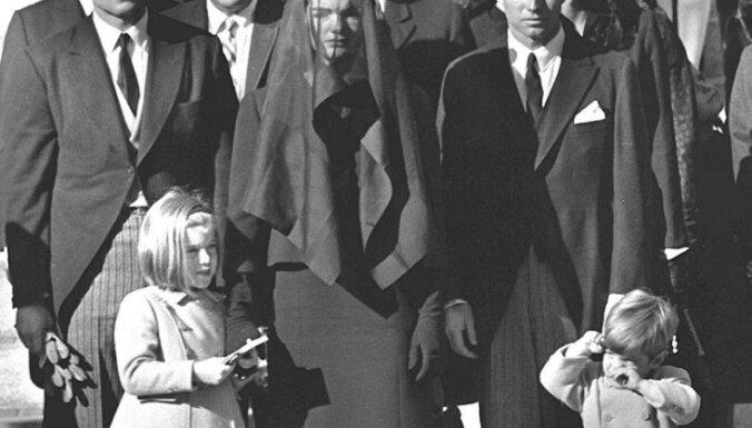 Опубликовано скандальное интервью вдовы Джона Кеннеди