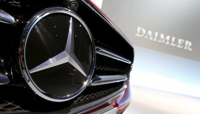 Daimler согласился на выплату 1,5 млрд долларов в рамках мирового соглашения в США