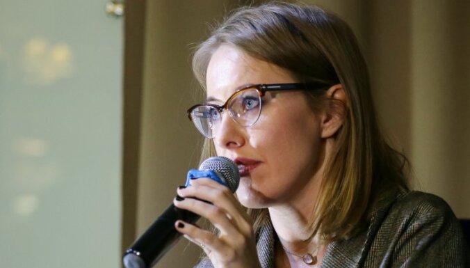 Собчак: случившаяся ситуация с Крымом — это результат путинской политики