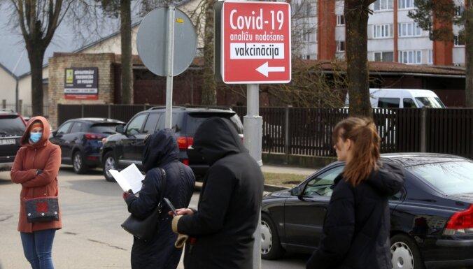 Обе прививки от Covid-19 получили более 52 000 жителей Латвии