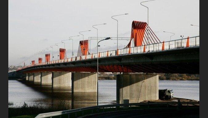 'Nokristīti' Dienvidu un Dzelzceļa tilti