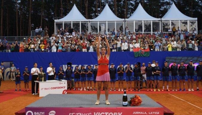 Этим летом из-за пандемии коронавируса в Юрмале не состоится теннисный турнир WTA