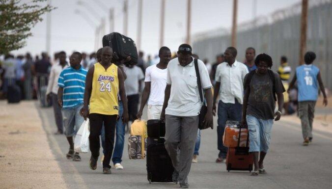 Horvātija novirzīs imigrantus uz Ungārijas robežu