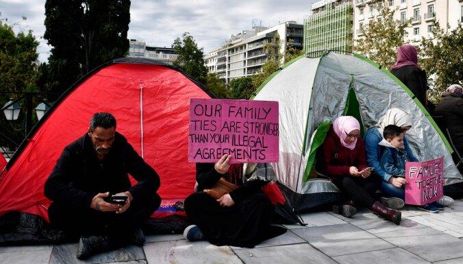 Берлин призывает Евросоюз ввести новый механизм распределения беженцев
