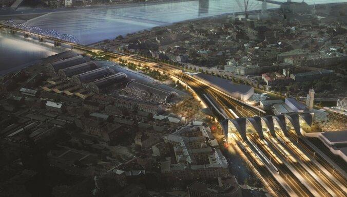 'Rail Baltica' projektā sperts nozīmīgs solis drošības standarta ieviešanā