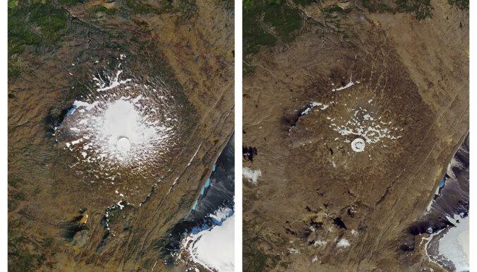 """""""Все наши ледники ожидает та же участь"""". В Исландии простились с ледником Окйекудль"""