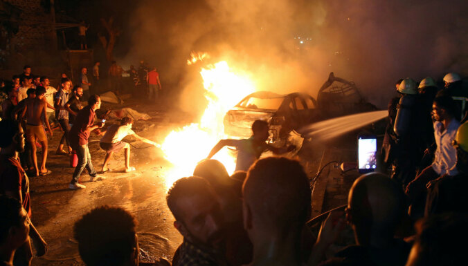 Не менее 19 человек погибли от взрыва в Каире