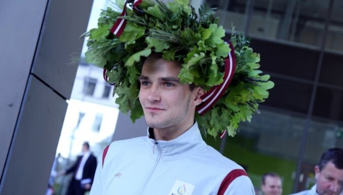 Латвийский стрелок Страутманис стал бронзовым призером чемпионата Европы