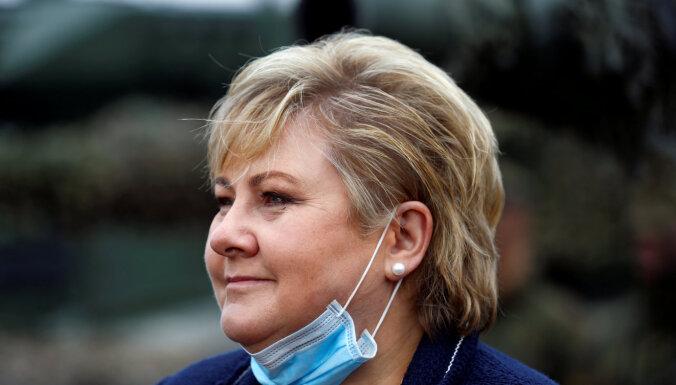 Скандал в Норвегии: премьер-министр страны нарушила ограничения, устроив вечеринку на день рождения