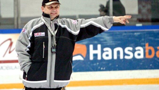Береснев вновь возглавил латвийскую молодежку