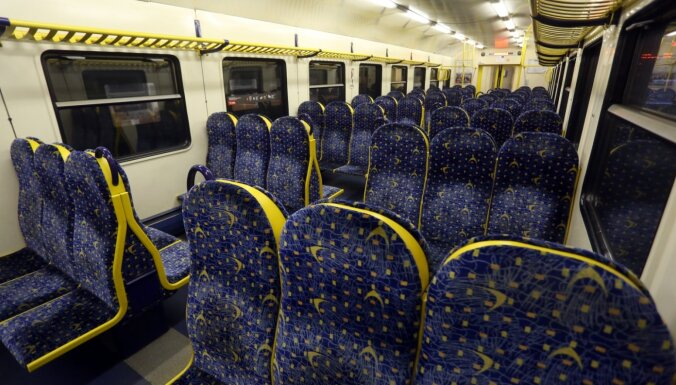 No otrdienas uz ārkārtējās situācijas laiku tiek atcelti 16 vilcienu reisi