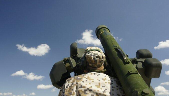 В Латвии начинаются крупнейшие со времен Холодной войны учения НАТО