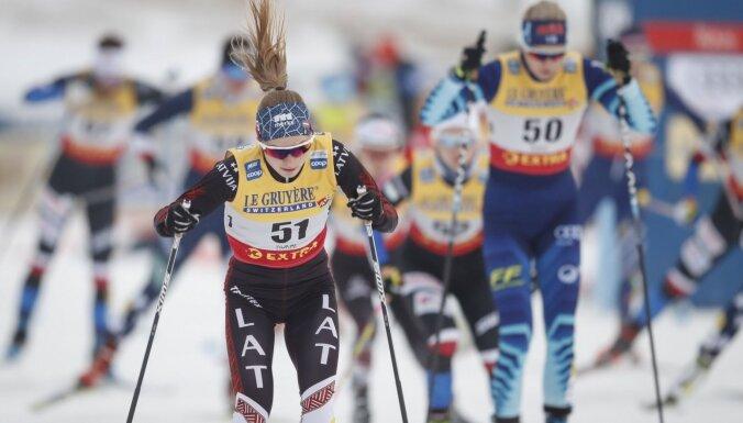 Eiduka pēc ātras atjaunošanās nolemj turpināt 'Tour de Ski'
