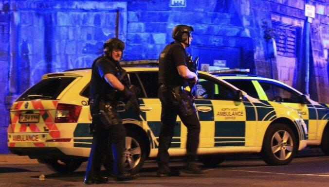 Полиция Манчестера назвала имя подозреваемого в совершении взрыва