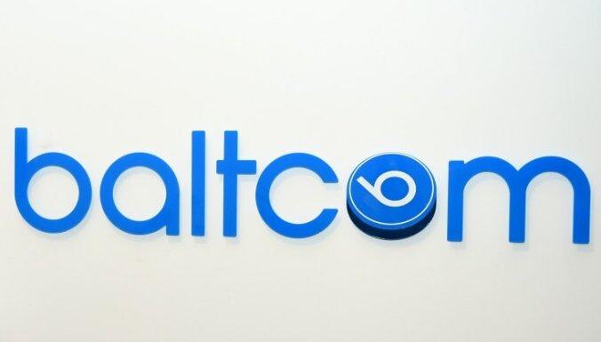 'Baltcom' ieķīlājis preču zīmes un meitasuzņēmuma kapitāldaļas