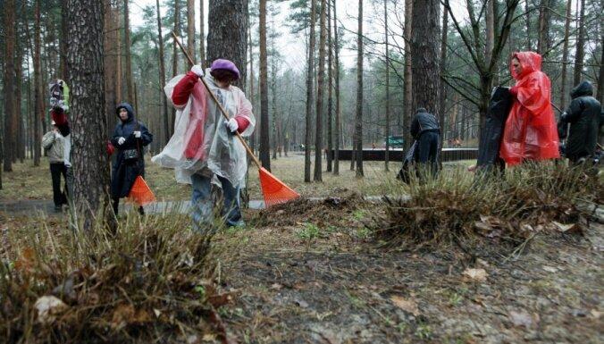 Sestdien vietām Latvijā tikai +3 grādi; Baltkrievijā gaiss sakarsis līdz +29 grādiem
