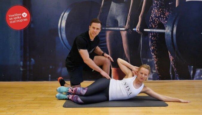 ВИДЕО. Твой путь к силе и здоровью: комплекс упражнений для начинающих