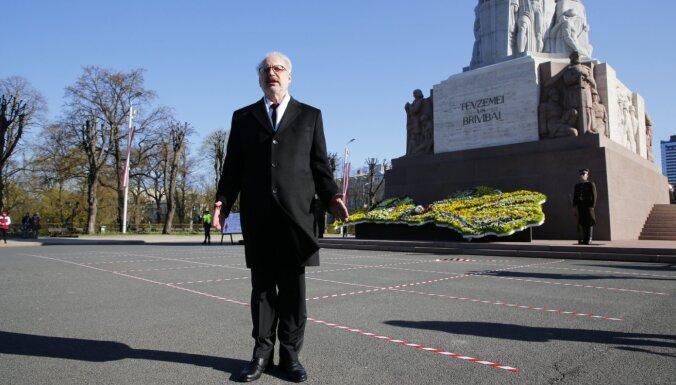 Levits: Saeimas lēmums par terasēm bija parlamentārais negadījums