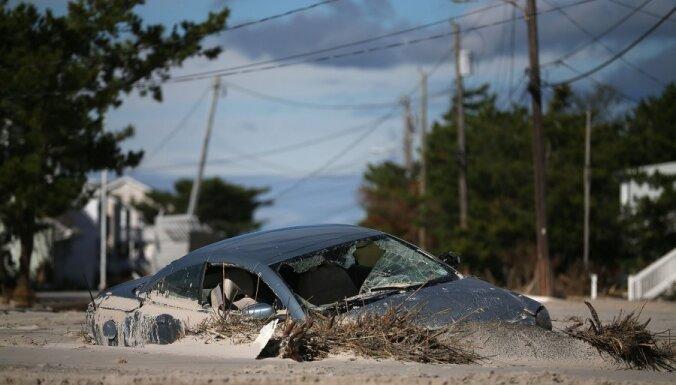 """Число жертв урагана """"Сэнди"""" в США возросло до 94 человек"""