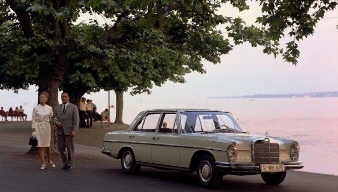 Mercedes-Benz S-klase: luksusa etalona 50 gadu vēsture