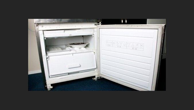 Vaiņodē gruzdoša ledusskapja dūmos iet bojā saimnieks un kaķis