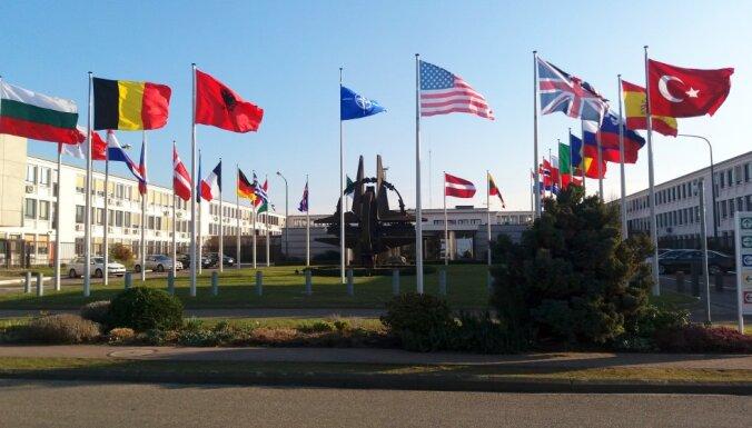 Baltkrievijas diplomātiem ierobežota piekļuve NATO ēkai Briselē