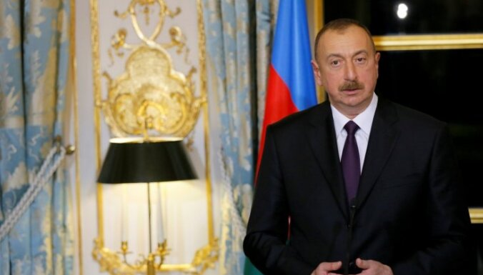 Алиев подтвердил готовящуюся встречу России и НАТО в Азербайджане