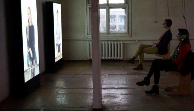 Foto: Ieskats festivāla 'Homo Novus' norisēs