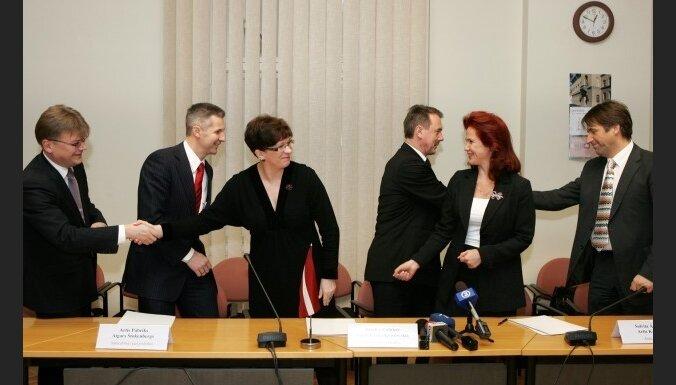 SCP atbalsta dalību 'Vienotībā'