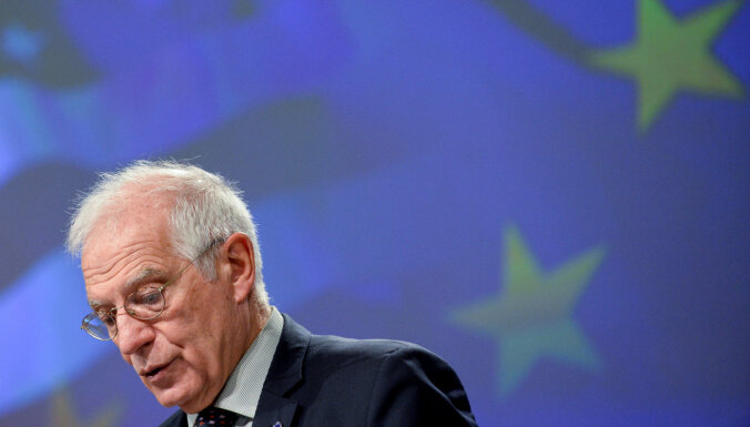 Ловушка и унижение: в Европарламенте отчитали Борреля за визит в Москву