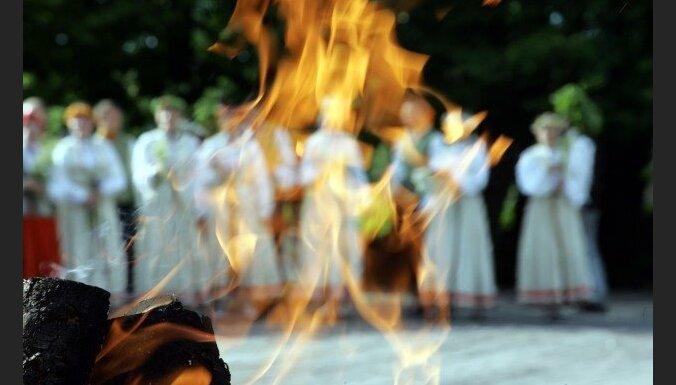 Ielīgošana un Līgo 2013: pasākumi Rīgā