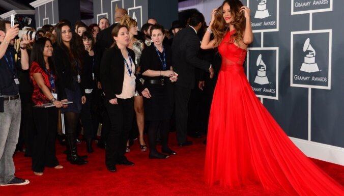 Удачные и провальные платья Grammy 2013