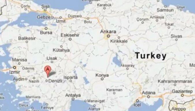 Turcijas pilsētā arheologi atraduši 'vārtus uz elli'