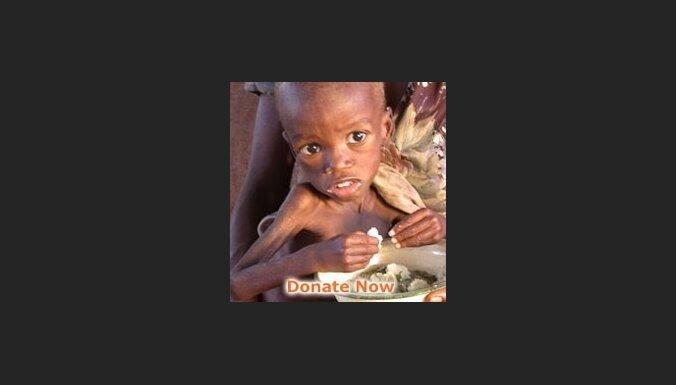 Эфиопия просит мир о срочной помощи