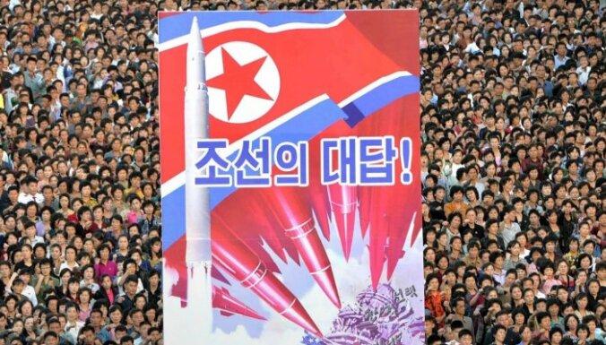 КНДР вывезла несколько ракет с завода в Пхеньяне, готовит новый запуск