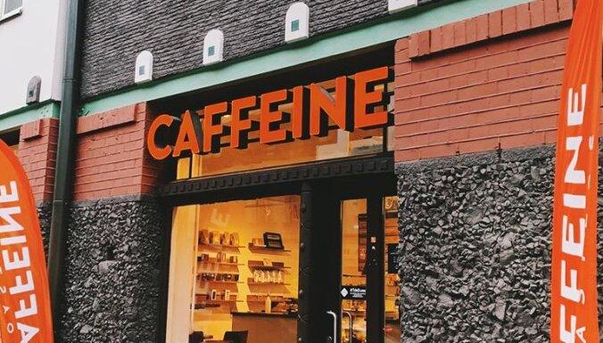 Сеть кофеен Caffeine присоединена к розничному торговцу Narvesen