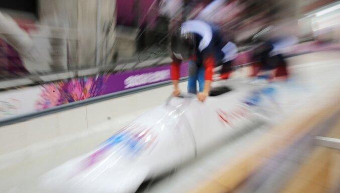 Krievijas bobslejists Soldatenkovs par dopinga pārkāpumiem saņēmis četru gadu diskvalifikāciju
