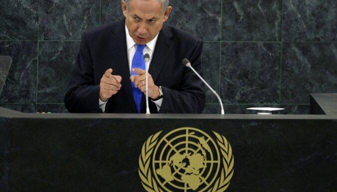 Нетаньяху поручил пересмотреть отношения с ООН