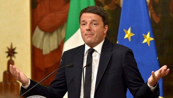 Родителей экс-премьера Италии Маттео Ренци арестовали