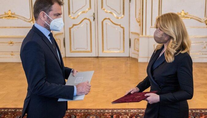 Demisionējis Slovākijas premjerministrs