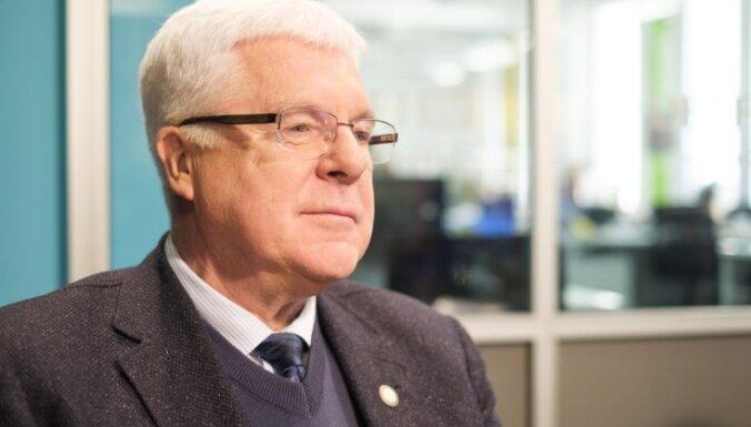 Vrubļevskis: izredzes arī Siguldai uzņemt olimpiskās spēles tagad ir lielākas