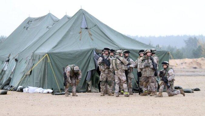 Минобороны ужесточит штрафы для не явившихся на учения солдат запаса: до 350 евро