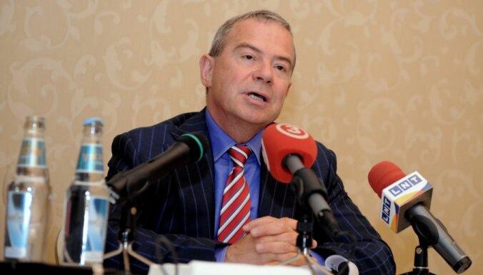 СЗК не откажется от Лембергса даже за место в коалиции