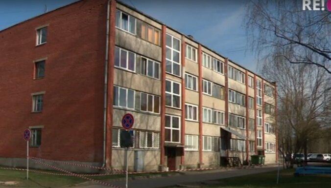 LTV7: Как живет попавший под карантин дом в Улброке