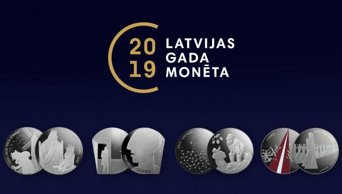 2019. gada skaistākās monētas – izvēlies savējo!