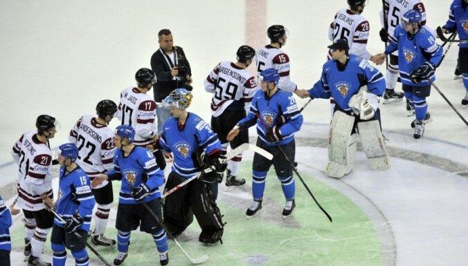 На матчи в Финляндию сборная Латвии отправится с пятью дебютантами