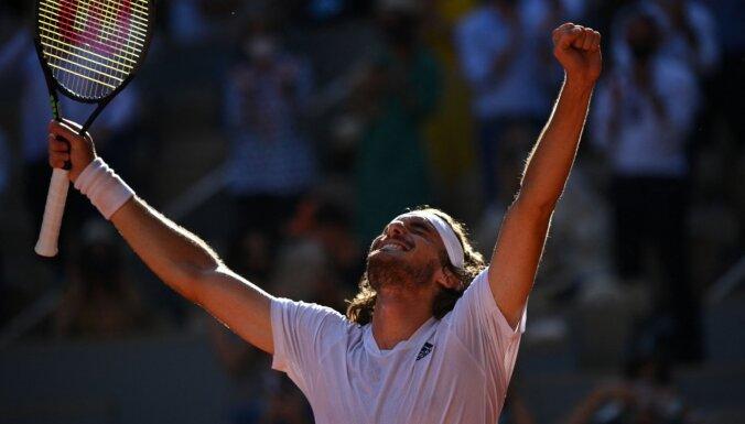Cicips pirmo reizi karjerā spēlēs 'Grand Slam' finālā