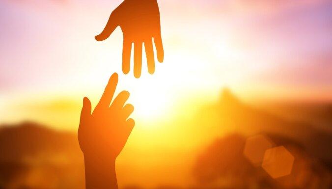 Iemācīties pieņemt citādo un paust emocijas. Smagi slimu bērnu māsu un brāļu atbalsta grupas