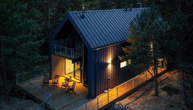 ФОТО. Магический дом отдыха на Колке — выходные на берегу моря