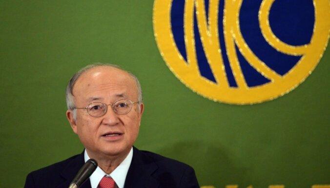 IAEA pieprasa Irānu nodrošināt inspektoru piekļuvi Parčinas kodolobjektam